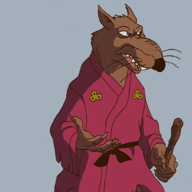 Image de profile de splinter